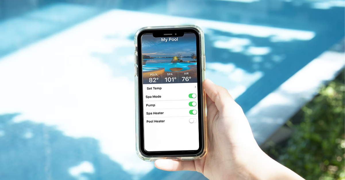 What are the benefits of smart pools?